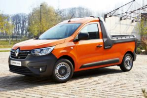 Renault Express pick-up: Kamiončić iz Italije