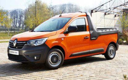 Renault Express pick-up: Kamiončić iz Italije