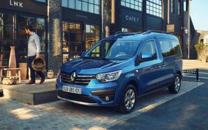 Renault Express za vanevropska tržišta [Galerija]