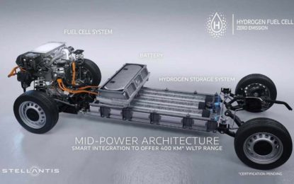 Stellantis uvodi gorive ćelije u laka komercijalna vozila [Video]