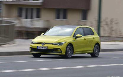 TEST – Volkswagen Golf 8 Style 2.0 TDI DSG (150 KS)