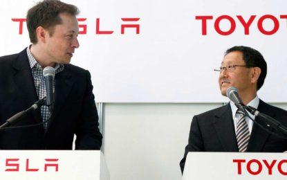 Tesla i Toyota razmatraju partnerstvo