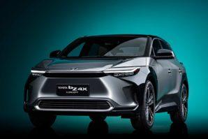 Toyota bZ4X Concept: Svjetska premijera u Šangaju [Galerija i Video]