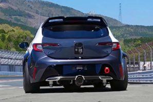 Toyota Corolla sa motorom SUS na vodik [Video]