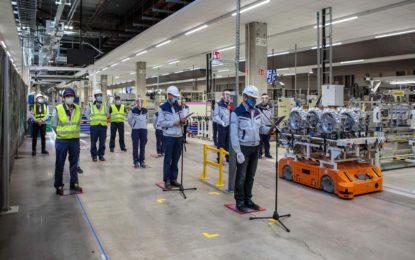 Toyota u Poljskoj započinje proizvodnju kompletnih sklopova za hibridni pogon