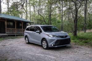 Toyota Sienna Woodland: Od MPV-a do crossovera [Galerija]