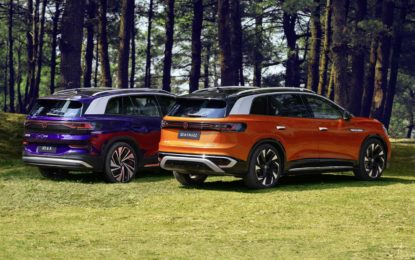 Volkswagen ID.6 – premijera u Šangaju [Galerija i Video]