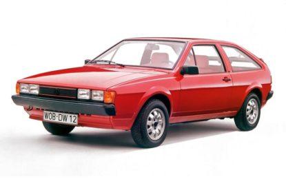 VW Scirocco 1.6 GT: Pogledajte test iz 1981. godine [Video]