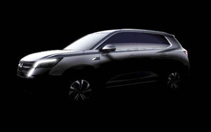 Wuling: Novi globalni SUV spreman za premijeru u Šangaju