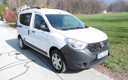 Alpincamper Dacia Dokker: Kako je buknulo tržište kampera [Galerija]