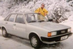Audi 80: Pogledajte test iz 1979. godine [Video]