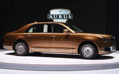 Aurus Senat: Početak serijske proizvodnje