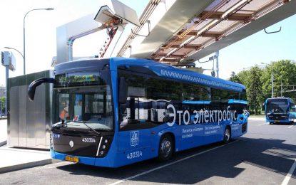 Kamaz 6282: Ugovor o isporuci 350 električnih autobusa za Moskvu [Galerija]