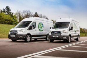 Ford E-Transit: Počinju praktični testovi električnog dostavnjaka [Video]