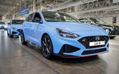 Počela proizvodnja Hyundaijevih modela i30 N u Evropi