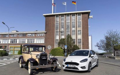 Ford slavi veliki jubilej: 90 godina proizvodnje u Kölnu [Galerija i Video]