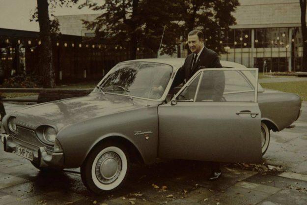 Ford Taunus 17M P3 i Henry Ford