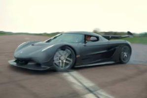 Koenigsegg Jesko: Pogledajte kako test-vozači uživaju na pisti [Video]