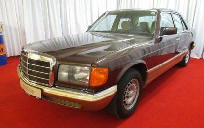 Oldtimer nedjelje: Mercedes 280 SE iz 1983. godine [Galerija]