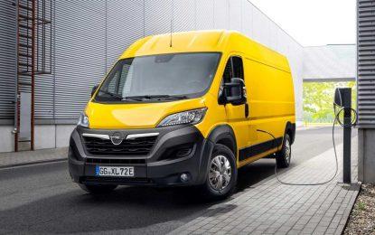 Opel Movano-e: Novi blizanac Boxera i Jumpera [Galerija]