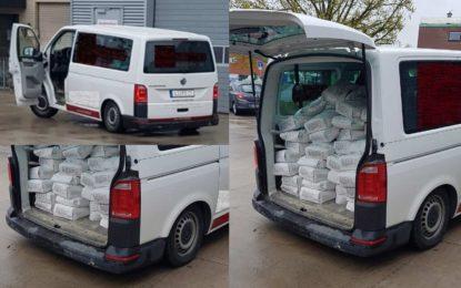 Njemačka: Mora da je vozač VW Transportera s naših prostora