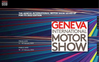 Sajam automobila u Ženevi 2022. u novom formatu