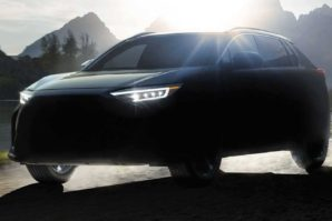 Subaru Solterra – plod saradnje s Toyotom
