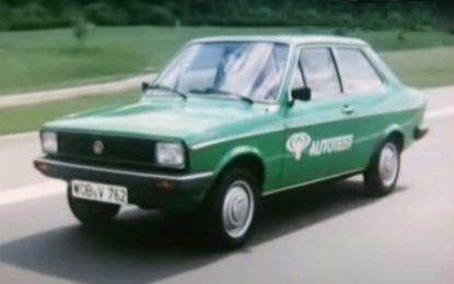 VW Derby 1.3 GLS: Pogledajte test iz 1979. godine [Video]