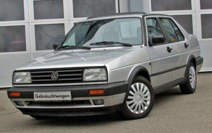 Oldtimer nedjelje: Prelijepa VW Jetta 1.8 Flair [Galerija]