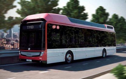 CaetanoBus H2.City Gold – 8 autobusa sa gorivim ćelijama za Barcelonu