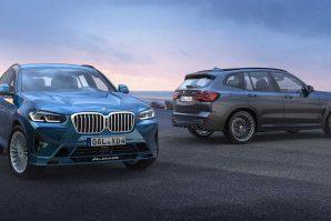 BMW Alpina XD3 i XD4 – više snage i bolje performanse