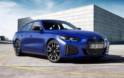 BMW i4 – dinamika i luksuz i veliki doseg [Galerija i Video]