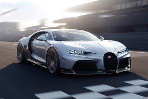 Bugatti Chiron Super Sport: Nedostaju mu samo krila [Galerija i Video]