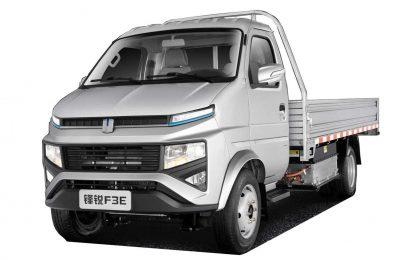 Farizon F3E: Električni 3,5-tonski kamion