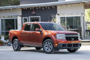 Ford Maverick: Predstavljen novi kompaktni pick-up [Galerija i Video]