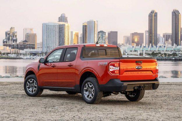Ford Maverick EcoBoost FX4 [2021]