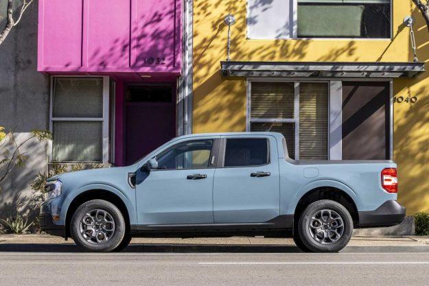 Ford Maverick Hybrid [2021]