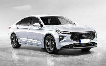 Ford Mondeo/Fusion – za sada samo umjetnička vizija