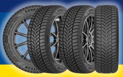 Goodyear najavio nove gume UltraGrip Performance+ SUV [Galerija]