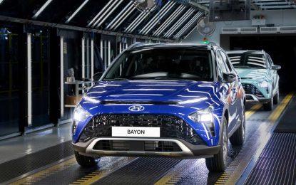 Hyundai u Turskoj počinje proizvoditi Bayona