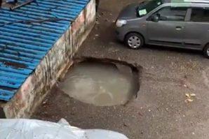 Indija: Pogledajte kako je nestao crossover Hyundai [Video]