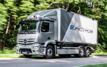 Mercedes-Benz eActros – novi kamion za novu eru [Galerija i Video]