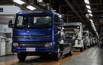 VW e-Delivery: Početak proizvodnje električnog kamiona