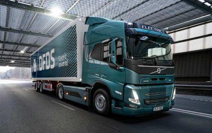 Volvo Trucks i DFDS – saradnja na elektrifikaciji transporta
