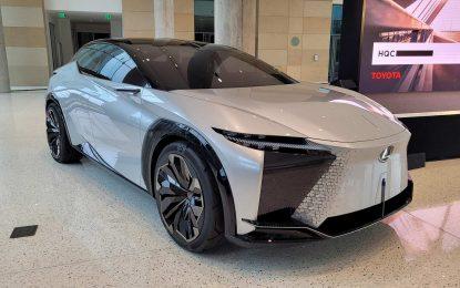 Lexus LF-Z Electrified Concept – proizvodni model za 14 mjeseci