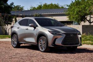 Lexus NX: Druga generacija popularnog crossovera [Galerija i Video]