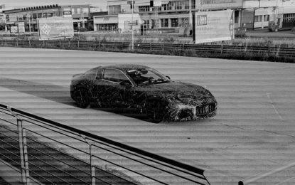 Prve fotografije kamufliranog Maseratija GranTurismo Folgore