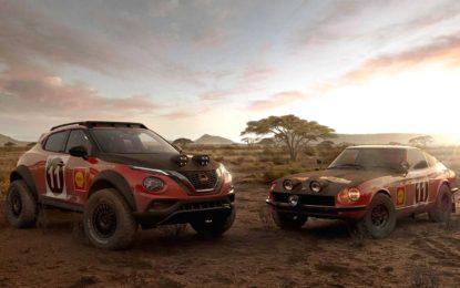 Nissan Juke Rally Tribute Concept – nažalost samo u digitalnoj formi [Galerija]