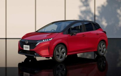 Nissan Note Aura: Mini MPV u hi-tech premium izdanju [Galerija]