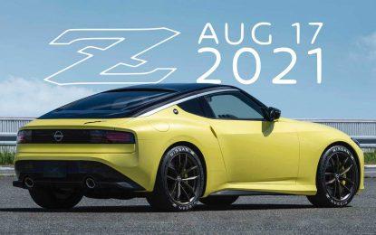 Nissan Z – premijera 17. avgusta u New Yorku